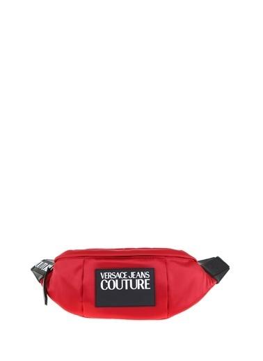 Versace Jeans Bel Çantası Kırmızı